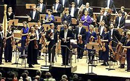Augustin Dumay spielt Felix Mendelssohn Bartholdy