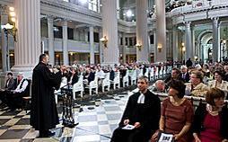 Katholischer Gottesdienst zum Pfingstmontag