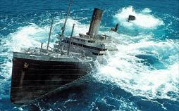 Die Titanic-Lüge: Warum Schiffe sinken