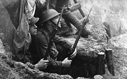 Der Erste Weltkrieg  -  Aus der Luft