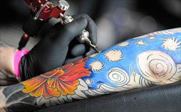 Tattoo total!