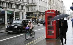 Strip the City  -  London