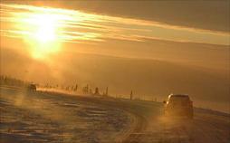 Eine Sommerreise am Polarkreis