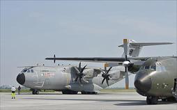 Airbus A400M - Der Transporter der Luftwaffe