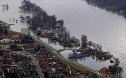 Leben mit dem Hochwasser - Rheinauen