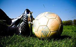 Fußball - Jubiläumsspiel