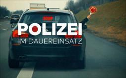 Polizei im Dauereinsatz