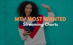 MTV Most Wanted Streaming Charts