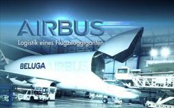 Logistik eines Flugzeuggiganten