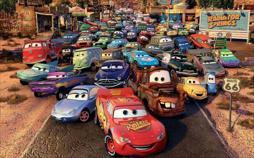Mini Magic Moments Cars