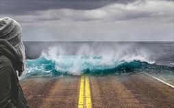 Klimarisiko Meer