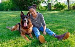 Pia und die Haustiere