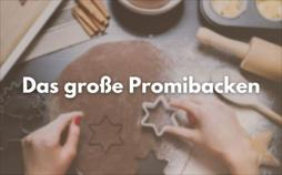 Das große Promibacken