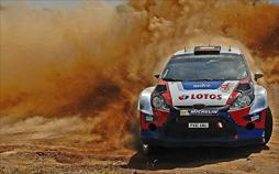 Motorsport - Fia World Rally Championship