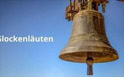 Glockenläuten aus der Stiftskirche in Laufen an der Salzach