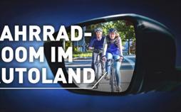 Fahrrad-Boom im Autoland