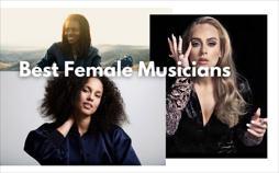 Best Female Musicians