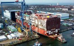 SOS - Werften im Überlebenskampf