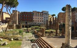 Rom, da will ich hin!