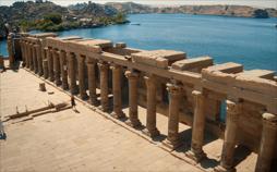 Der Nil - Lebensader für die alten Ägypter