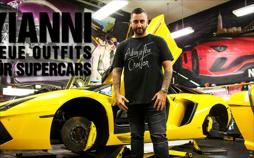 Yianni: Neue Outfits für Supercars