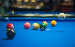 Snooker: British Open In Leicester