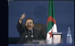 Algerien, Spielball der Mächte