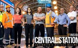 Sydney Central Station - Leben für die Schiene