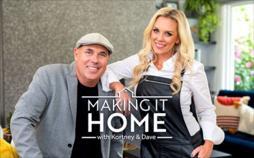 Making it Home - Wohn(t)räume mit Kortney & Dave   TV-Programm von sixx