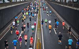 Leichtathletik: Chicago-marathon