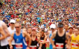 Leichtathletik: Amsterdam-marathon