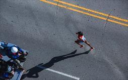 Leichtathletik: New York-marathon