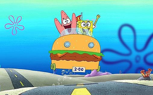 SpongeBob Schwammkopf   Roboter Krabs / Eltern werden ist nicht schwer...