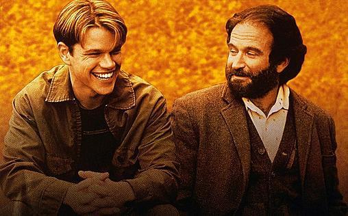 Good Will Hunting - Der gute Will Hunting   Will Hunting ist ein wütender Waisenjunge, der sich im Arbeiterviertel Bostons als Putzkraft an der Uni durchschlägt: Dort löst er eines Tages eine Mathematikaufgabe, die als unlösbar gilt, einfach so... Packender Spielfilm mit den Superstar Matt Damon und dem leider schon verstorbenen Robin Williams!