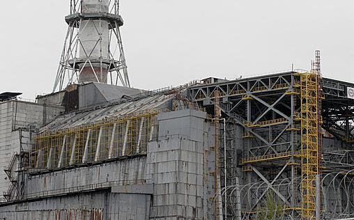 Super-GAU Tschernobyl - Sarkophag für die Ewigkeit?   ...