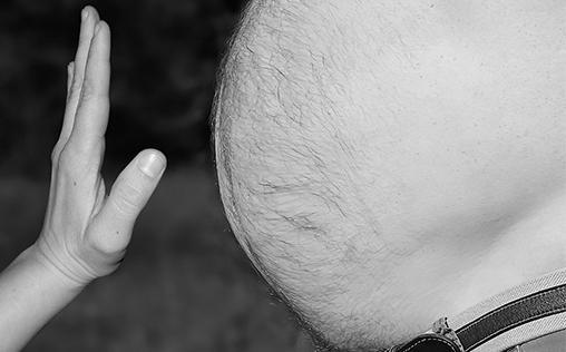 Pralles Leben   Dick und depressiv: Übergewichtige leiden oft doppelt