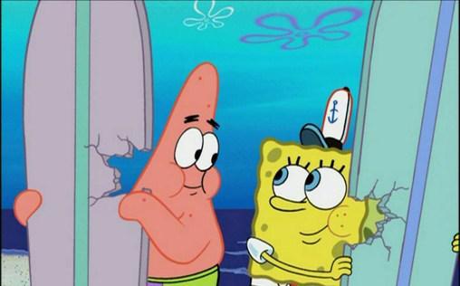 SpongeBob Schwammkopf   Die Geheim-Schachtel / Hör mal, wer da spielt