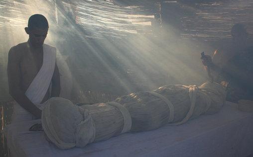 Die Akte Tutanchamun   Der Tod des Pharao