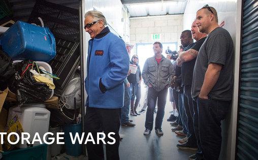 Storage Wars - Die Geschäftemacher   Kein Ende in Sicht
