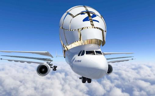Super-Maschinen   Der Flugzeug-Gigant