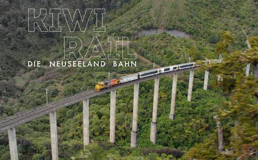 Traumzüge   Kiwi Rail