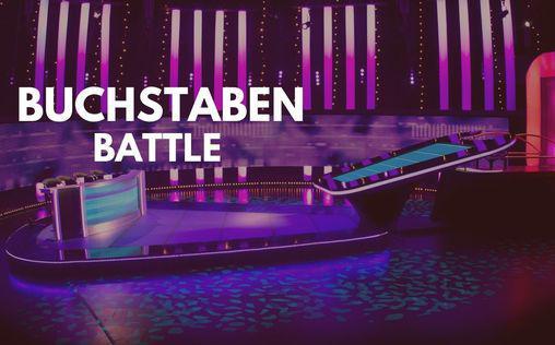 Buchstaben Battle | TV-Programm von SAT.1