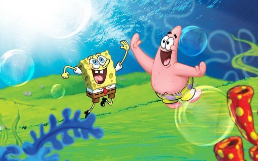 SpongeBob Schwammkopf   Superhelden im Ruhestand / Gedächtnisverlust