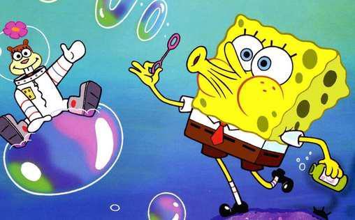 SpongeBob Schwammkopf   Das Valentins-Geschenk / Ein kleines Stück Papier
