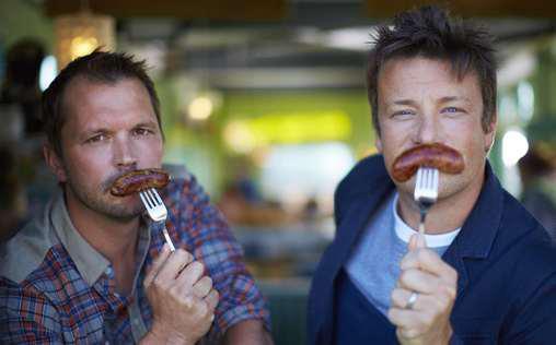 Jamie and Jimmy's Food Party   TV-Programm von sixx