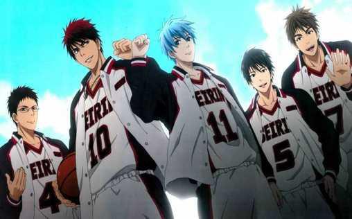Kuroko No Basket   So oft du möchtest