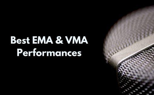 Best EMA & VMA Performances | TV-Programm von MTV