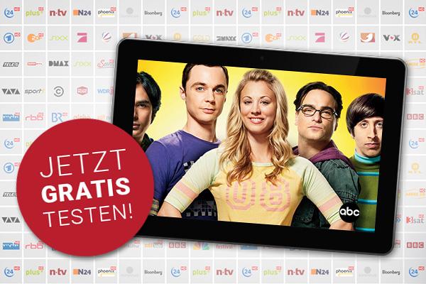 Fernsehen wie du es willst!
