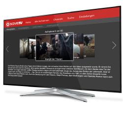 Save.TV App für SmartTV