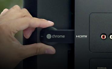 Chromecast & Miracast nutzen